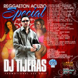 Reggaeton Acuzio Special by DJ Tijeras   Music   Reggae