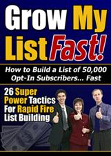 Grow My List! | eBooks | Business and Money