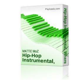 Hip-Hop Instrumental, Where You At | Music | Instrumental