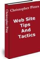 Web site tips and tactics | Audio Books | Internet