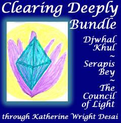 Clearing Deeply - Bundle of 4 Best Value | Audio Books | Religion and Spirituality