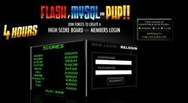 Flash and MySQL Package | Movies and Videos | Educational