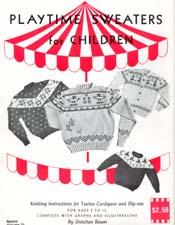 Playtime Sweaters for Children - Adobe .pdf Format | eBooks | Arts and Crafts