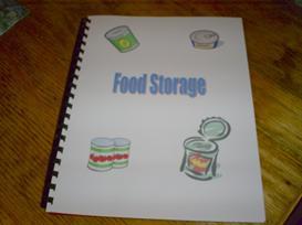 One Year Food Storage Menu | eBooks | Food and Cooking