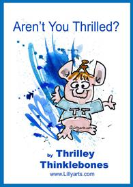thrilley thinklebones pocket thotz e-booklet