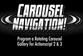 Carousel Navigation Gallery | Movies and Videos | Educational