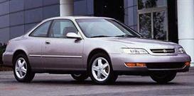 1997 acura 3.0cl mvma