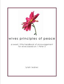 e-book  wives principles of peace