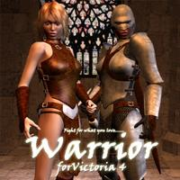 warrior for victoria 4