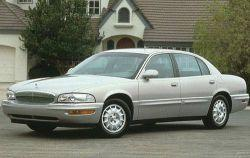 1997 Buick Park Avenue MVMA Specifications | Other Files | Documents and Forms