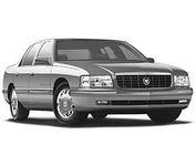 1997 Cadillac Deville MVMA Specifications | Other Files | Documents and Forms