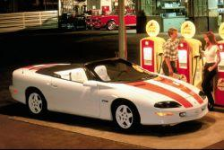 1997 Chevrolet Camaro MVMA Specifications | Other Files | Documents and Forms