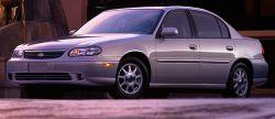 1997 Chevrolet Malibu MVMA Specifications | Other Files | Documents and Forms