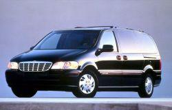 1997 Chevrolet Venture MVMA Specifications | Other Files | Documents and Forms