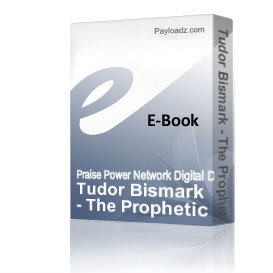 Tudor Bismark - The Prophetic Journey | Audio Books | Religion and Spirituality