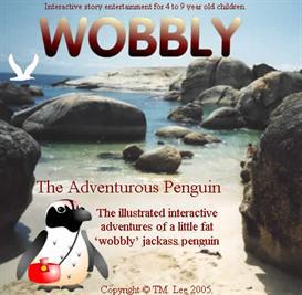 Wobbly Books 1 to 4 | eBooks | Children's eBooks