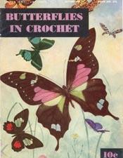 Butterflies in Crochet - Adobe .pdf Format | eBooks | Arts and Crafts