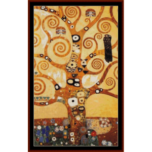 Tree of Life II cross stitch download