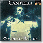 Cantelli Conducts Bartok, FLAC | Music | Classical