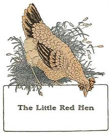 Little Red Hen Primer | eBooks | Education