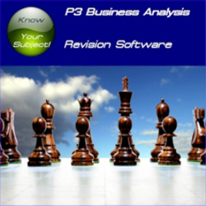 ACCA P3 Business Analysis Revision Software STi | Software | Training