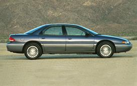 1997 Chrysler Concorde MVMA Specifications | Other Files | Documents and Forms