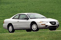 1997 Chrysler Sebring MVMA Specifications | Other Files | Documents and Forms