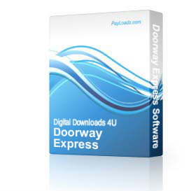 Doorway Express Software