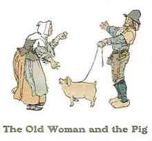 The Old Woman and the Pig Primer | eBooks | Education