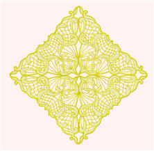 First Additional product image for - Doily Corners