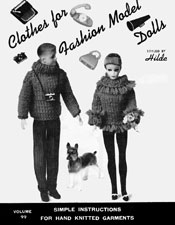 Clothes for Fashion Model Dolls - Adobe .pdf Format | eBooks | Arts and Crafts