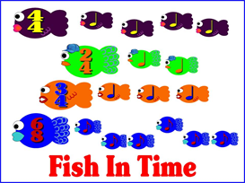 Fish In Time Bulletin Board | Other Files | Patterns and Templates