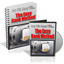 The Easy Bank Method - mrr | eBooks | Business and Money