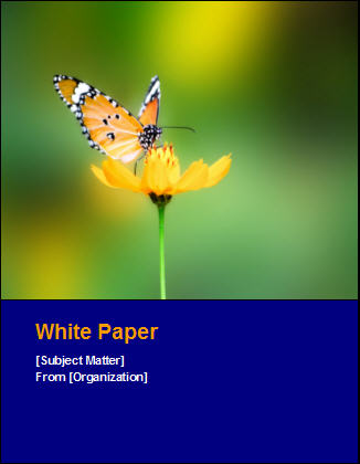 whitepaper template word