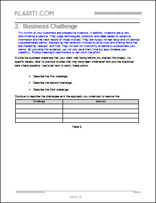 First Additional product image for - 15 White Paper Templates (MS Word)