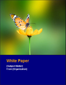 White Paper Template Pack | Other Files | Documents and Forms