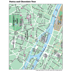 Pastry and Chocolate Tour
