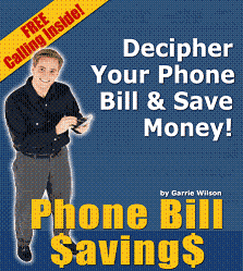 phone bill savings