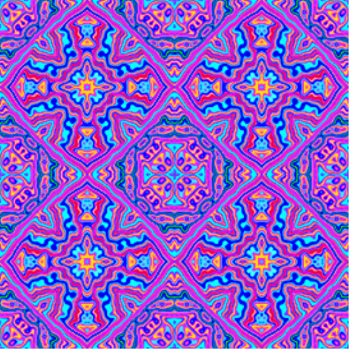 Fourth Additional product image for - Photoshop Kaleidoscope + Pattern + Frame + Parchment Effects Actions, Mac or PC -