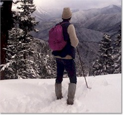 Snowy Mountain Hike | Audio Books | Health and Well Being