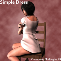 Simple Dress V4 | Software | Design