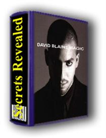 David Blaine Magic Revealed | eBooks | Entertainment
