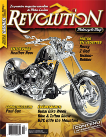 Revolution Motorcycle Magazine 10 | eBooks | Automotive