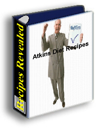 Atkins Diet Recipes | eBooks | Food and Cooking
