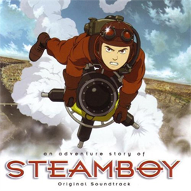 Steamboy Original Soundtrack 320kbps MP3 album
