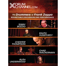 Drummers of Frank Zappa Podcast (MAC)
