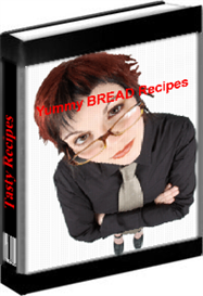 Yummy Bread Recipes | eBooks | Food and Cooking