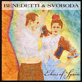 Benedetti and Svoboda Echoes Of Spain 320kbps MP3 album | Music | World