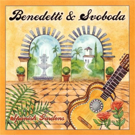 Benedetti and Svoboda Spanish Gardens 320kbps MP3 album | Music | World