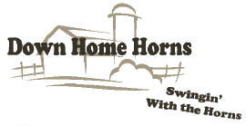 Down Home Horns Volume 2 Swinging with the Horns CD | Music | Gospel and Spiritual